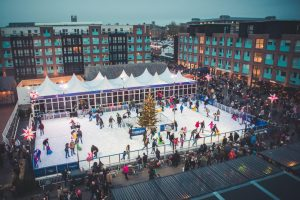 Christmas Ice Rinks