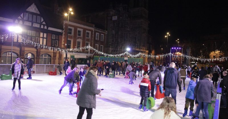 Private Ice Rink Hire
